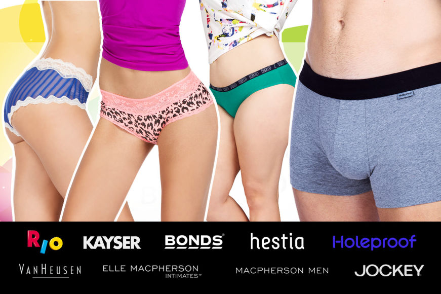 One-Stop Underwear Shop - Over 170 Deals