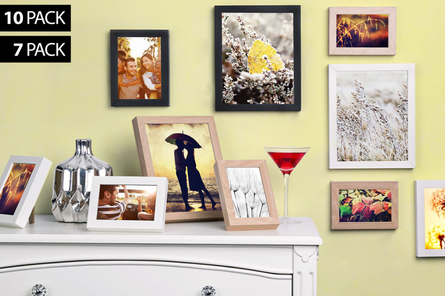 Photo Frame Multi-Packs