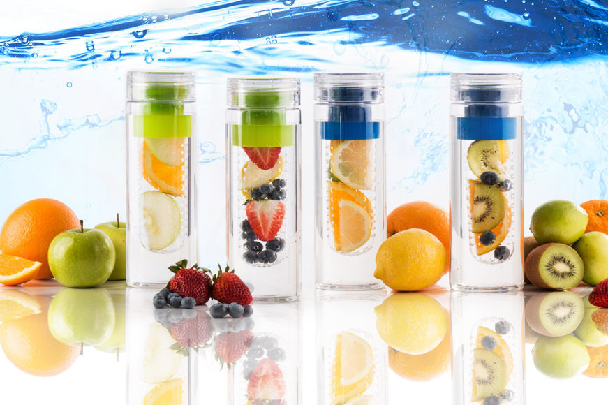 Infuze Water Bottles