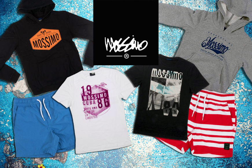 Mossimo Boys' Fashion