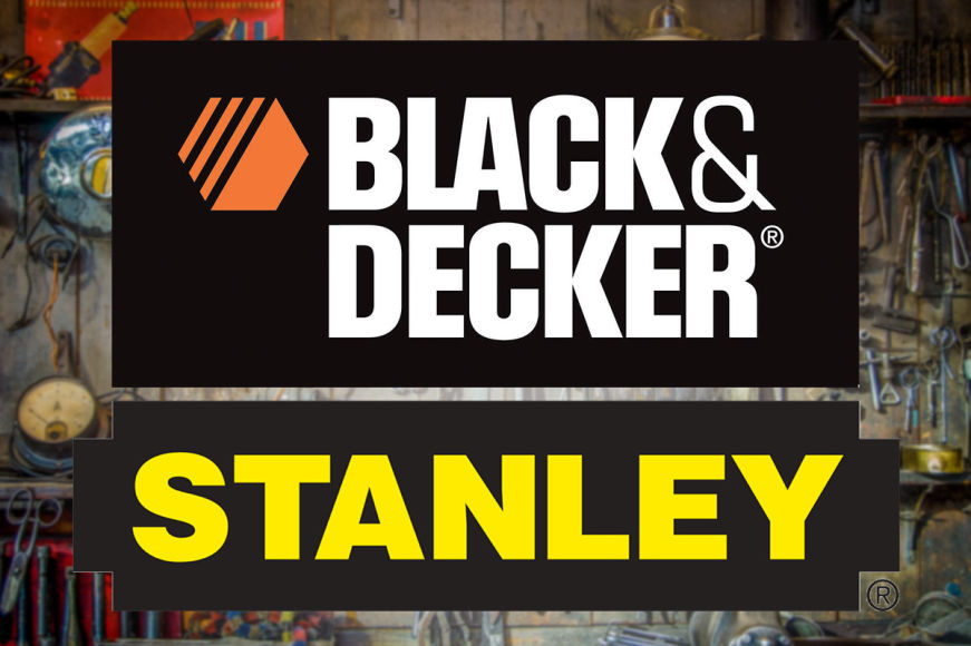 Black & Decker + Stanley Handyman Tools