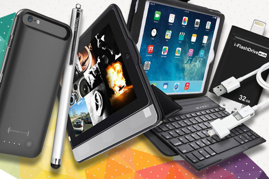 Accessories for iPhone & iPad