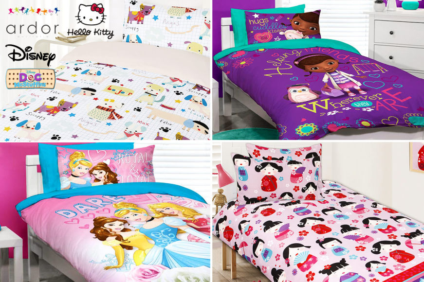Kids' Quilt Covers