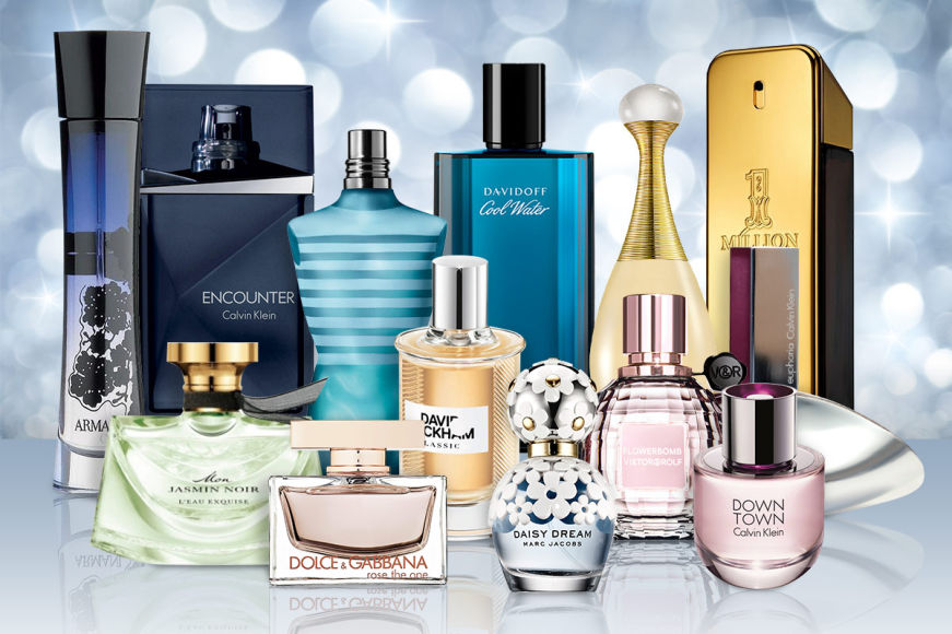Designer Fragrances For Him & Her