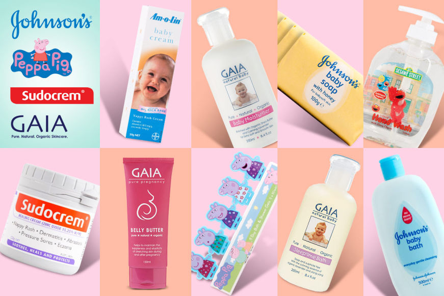 Baby, Toddler & Kids' Skincare Specials