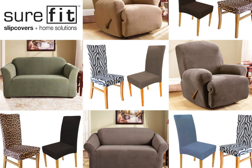 Sure Fit Furniture Covers