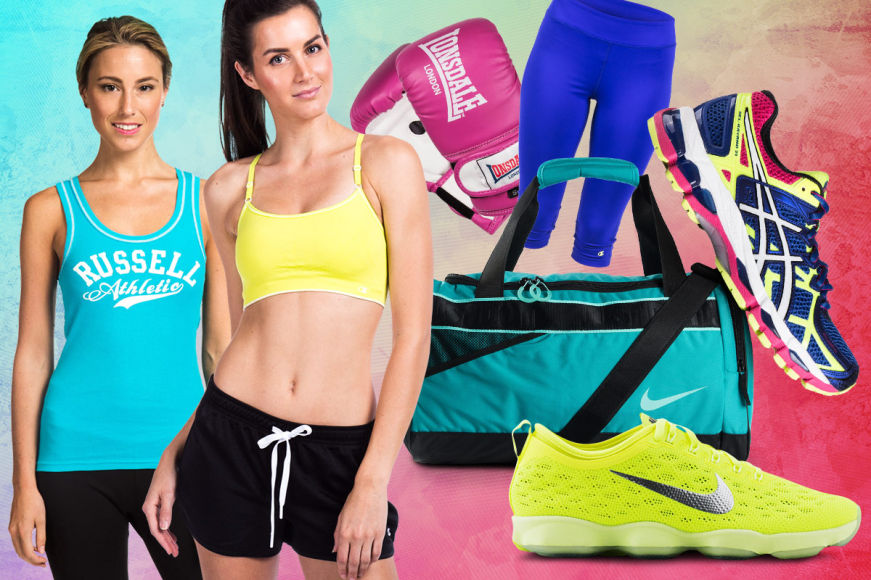 Bright & Fun Women's Colourful Activewear