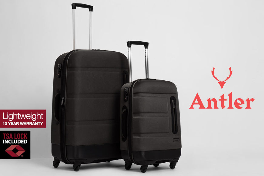 Antler Hydra 4-Wheel Roller Suitcases