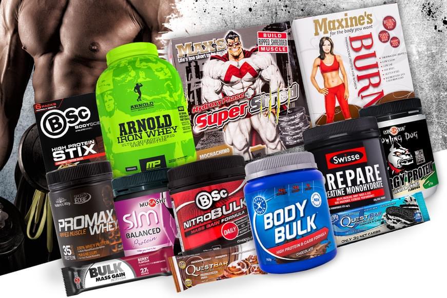 Massive Protein Sale