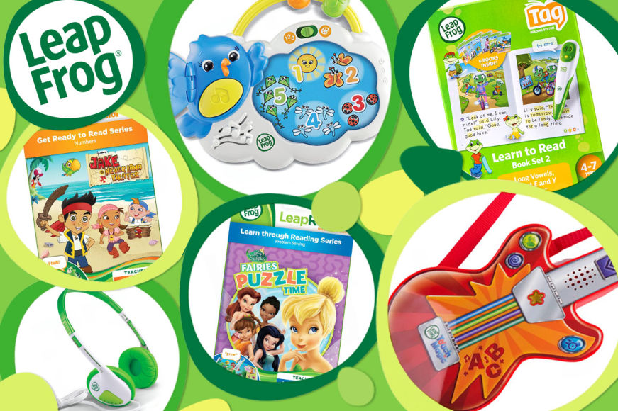 LeapFrog Educational Toys