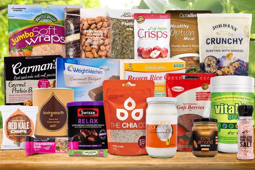 Health Foods Store