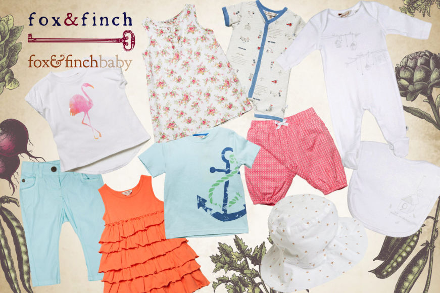 Fox & Finch Kids' Apparel