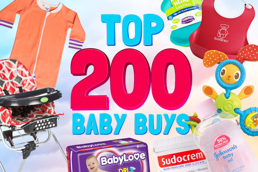 Top 200 Baby Buys
