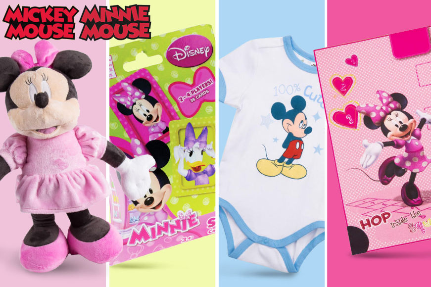 It's A Mickey & Minnie MEGA Sale