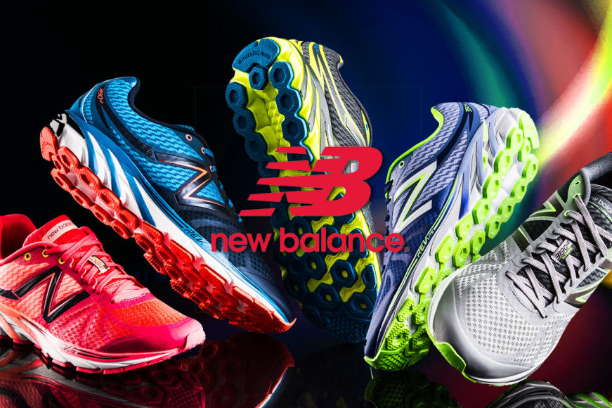New Balance Running Footwear
