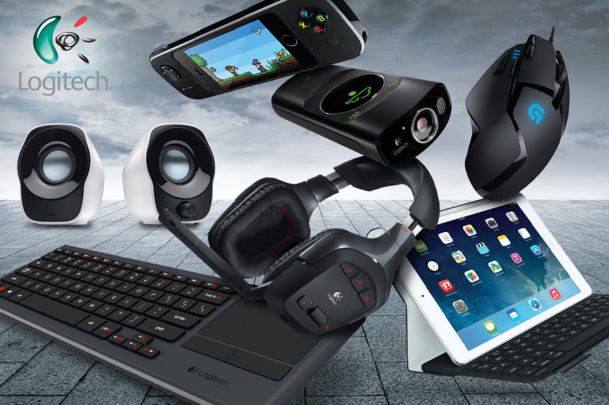 Logitech Tech Accessories