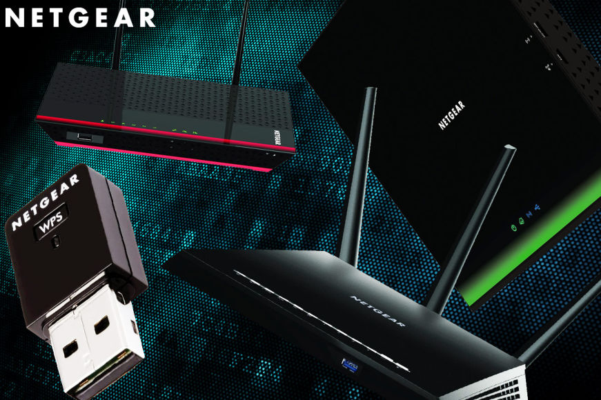 Huge NETGEAR Networking Range