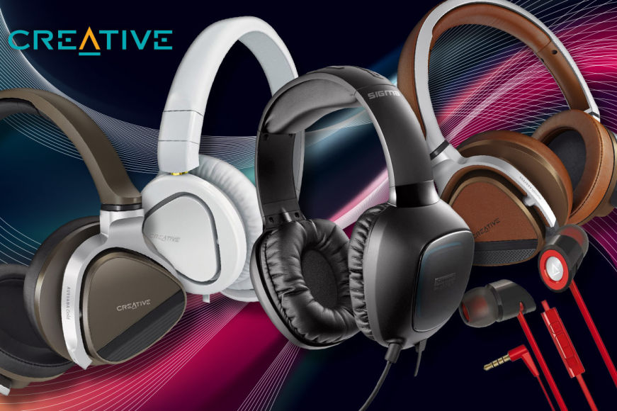 Creative Headset Collection