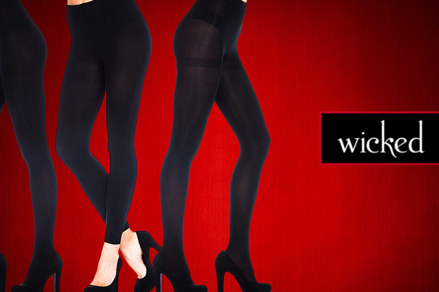 Wicked Hosiery at Devilish Prices