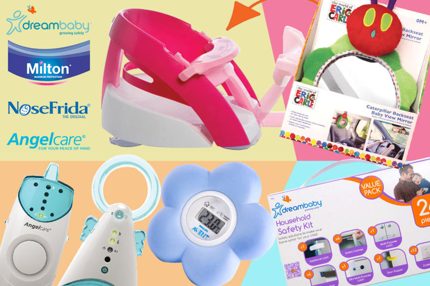 Safe & Secure Child Proofing Essentials