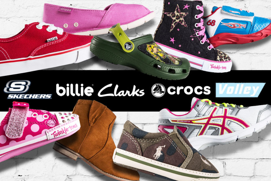 Big Brand Kicks For Kids