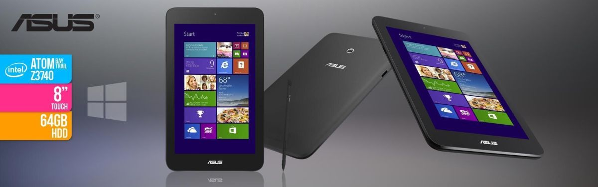 "ASUS 8"" Windows 8 WiFi Tablet"