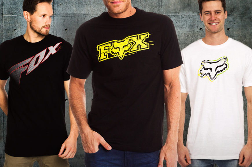 Fox Tees For Men