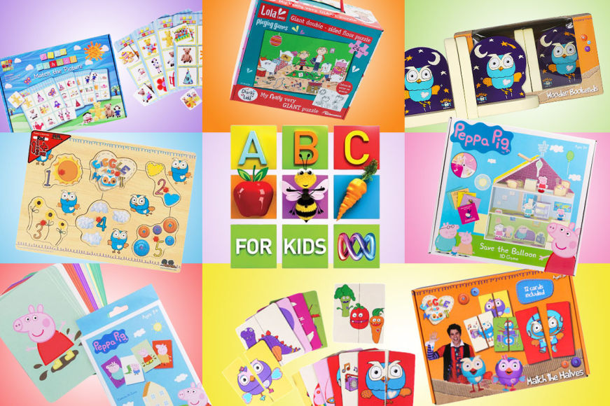 ABC Learning Activities For Kids