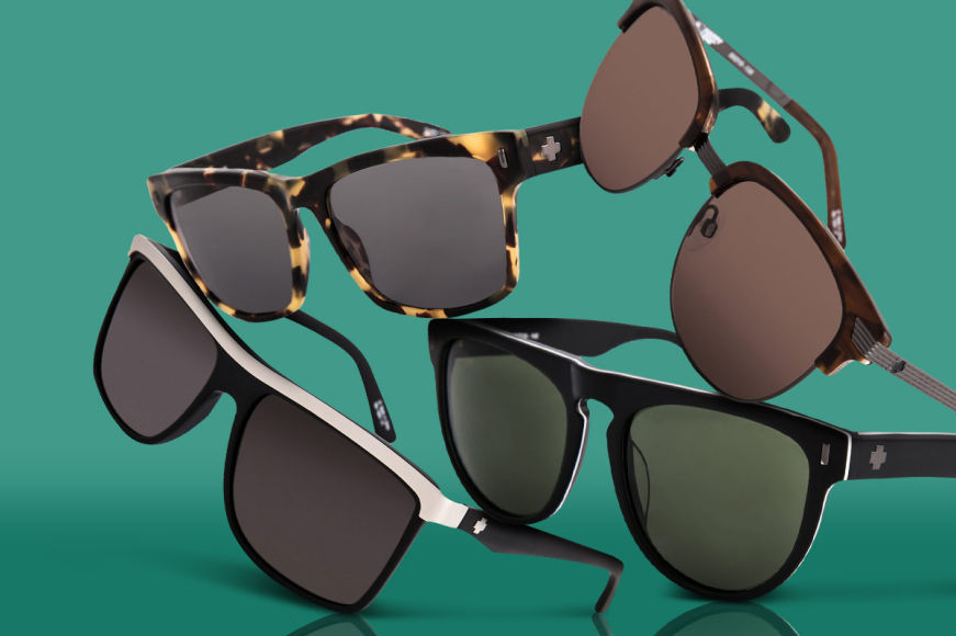 SPY Sunglasses For Sizzlin' Prices