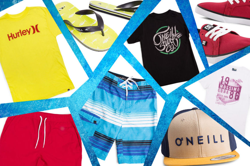 Boys' Street & Surf Fashion
