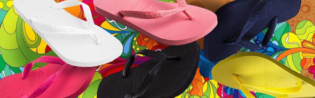 Havaianas Thongs, All Under $13