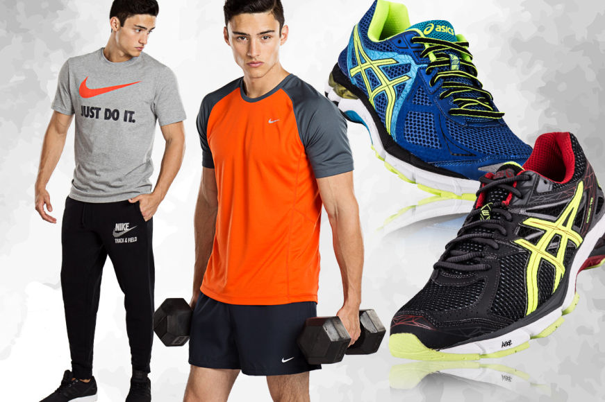 Best of Men's Activewear