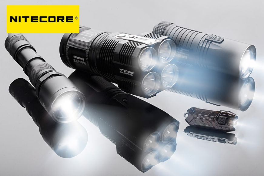 Nitecore Heavy Duty Torches