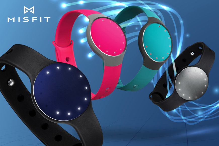 Misfit Shine & Flash Fitness Bands