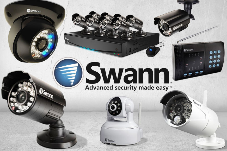Swann Security Mega Event