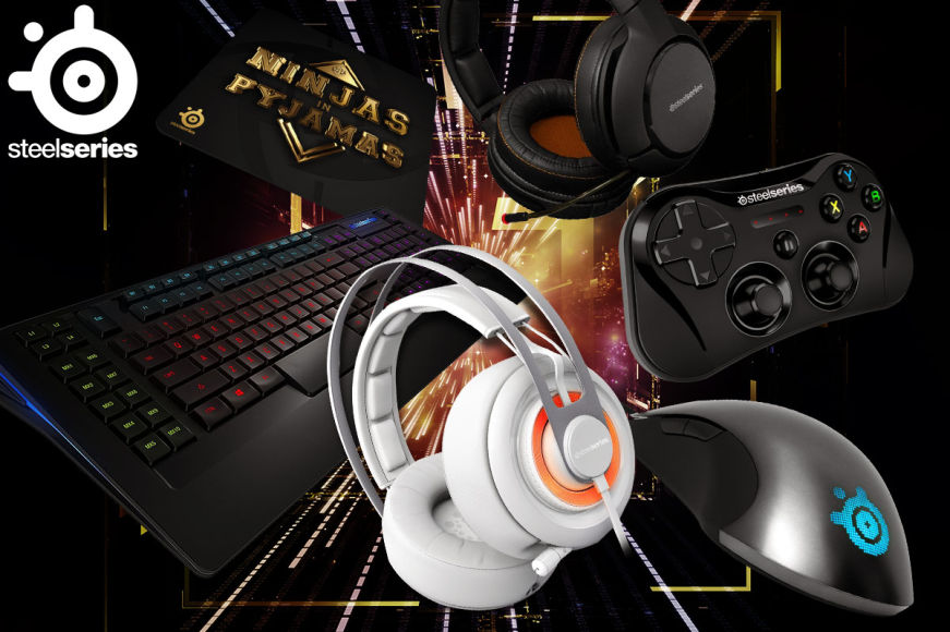 SteelSeries Gaming Accessories