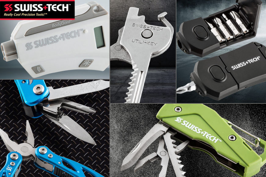 Swiss+Tech Multi Tools & Accessories