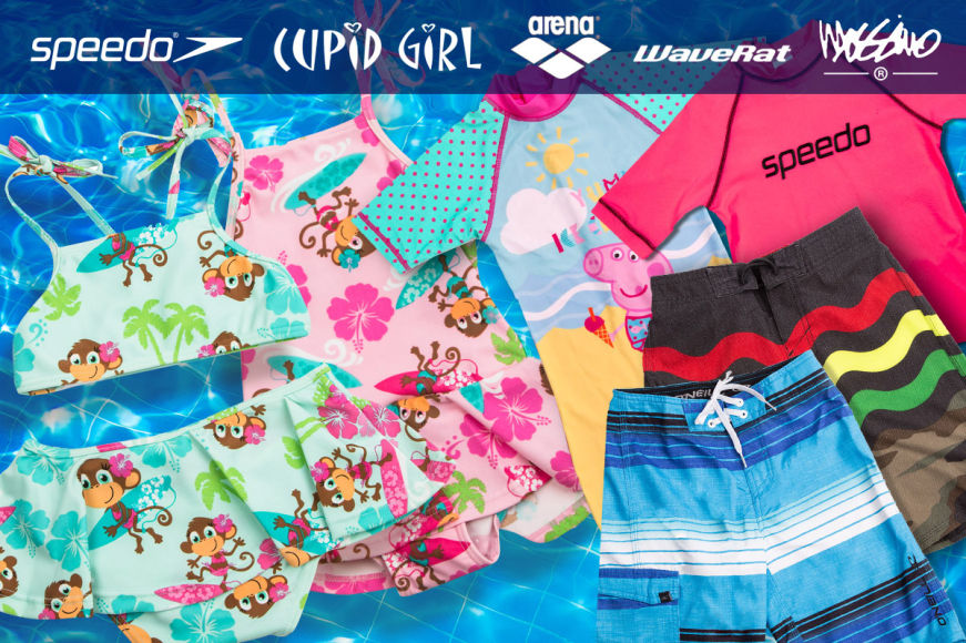 Swimwear For Kids & Babies