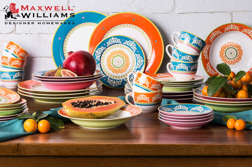 Maxwell & Williams 20-Piece Dinner Sets