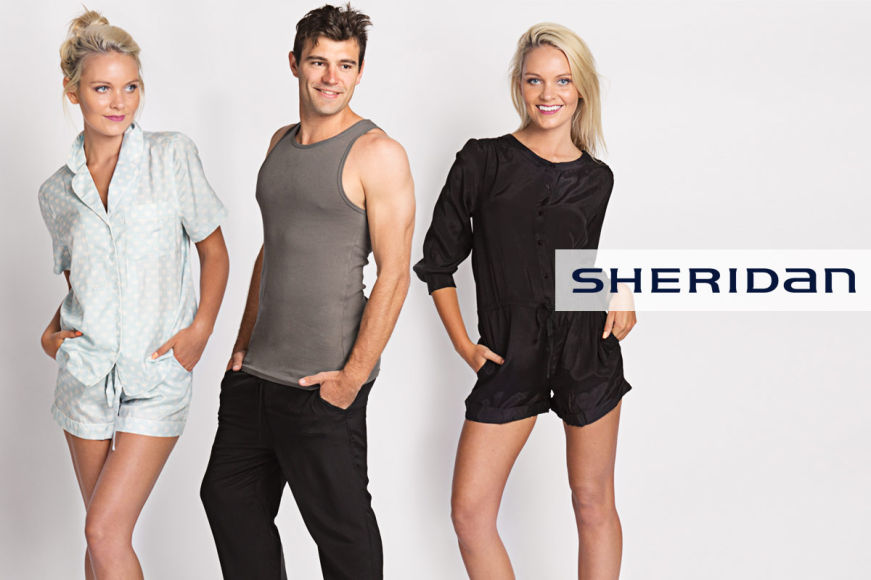 Sheridan Loungewear For Women & Men