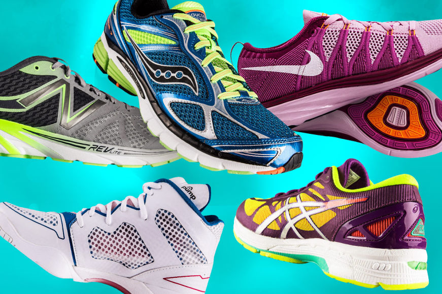 Active Footwear Deals Under $100