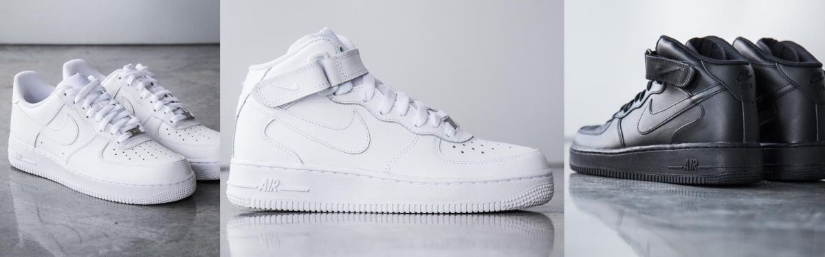 Nike Air Force 1 Range