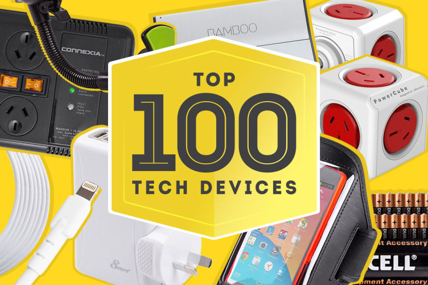 Top 100 Tech Devices