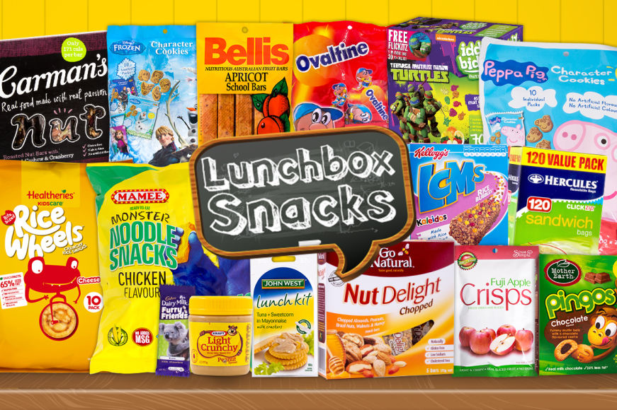 Kids' Lunchbox Snacks
