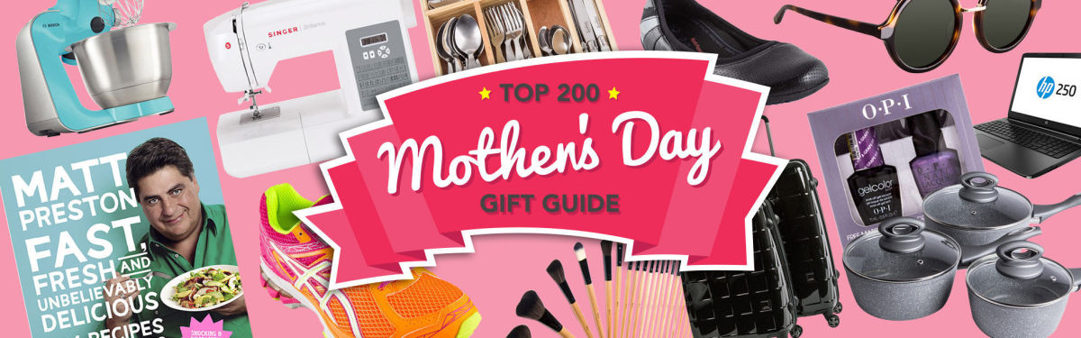 Our Mother's Day Gift Guide