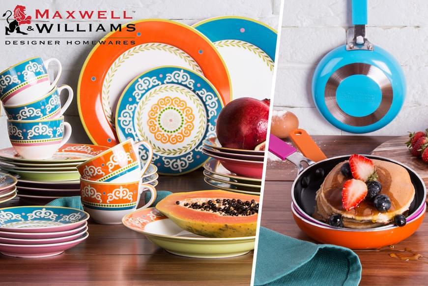 Maxwell & Williams Kitchen & Dinnerware