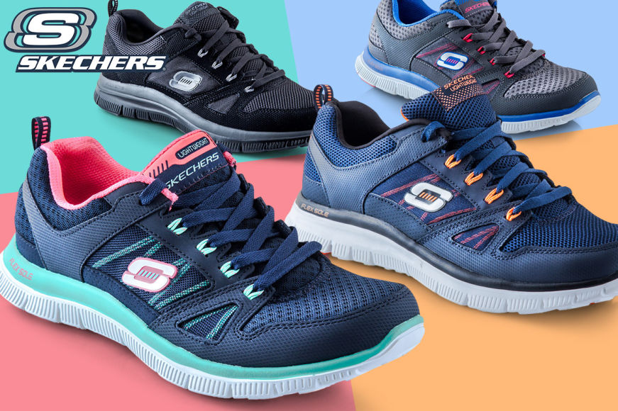 New Skechers Active Footwear