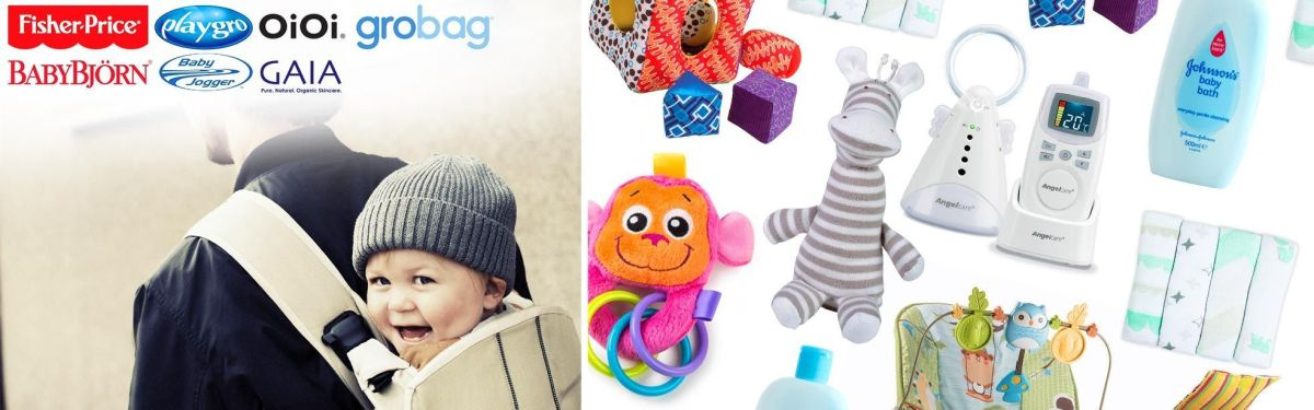 The Baby Shower Gift Guide