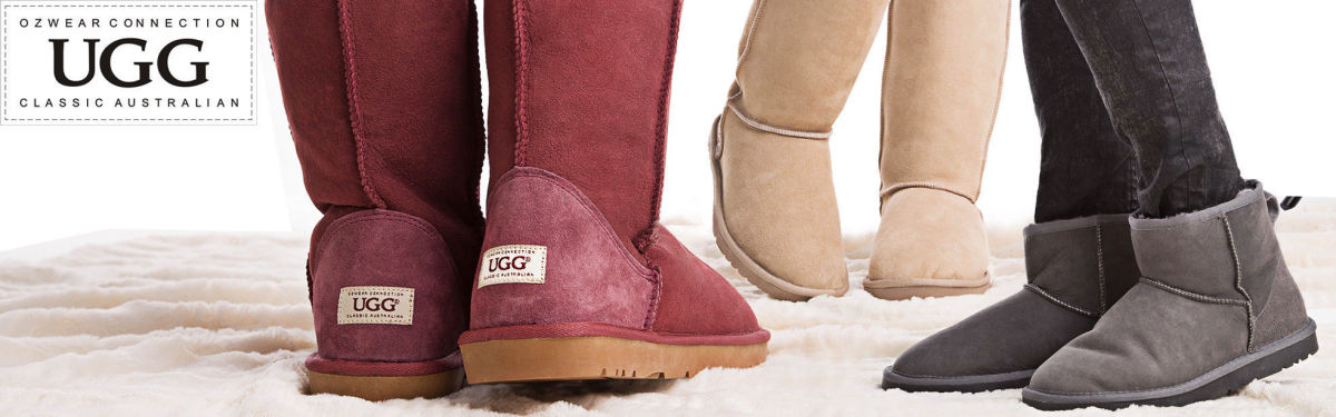OZWEAR Australian Sheepskin Uggs For Mum