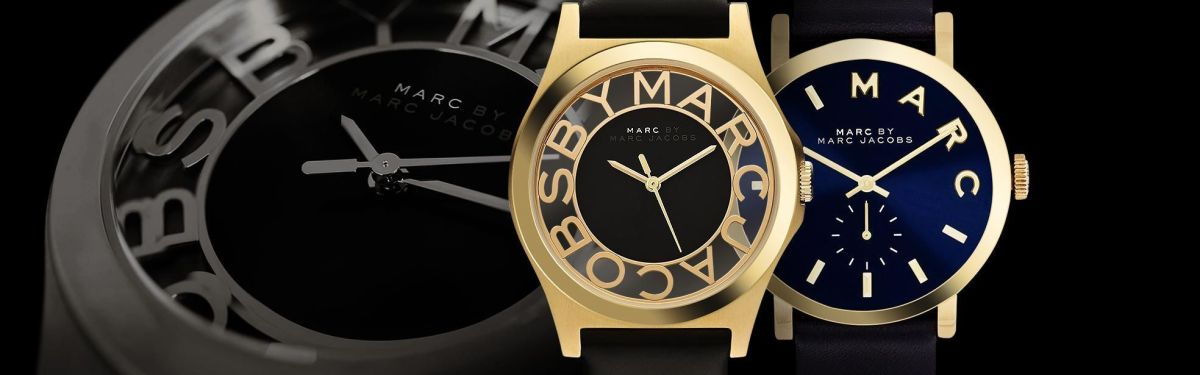 Marc By Marc Jacobs Watch Collection